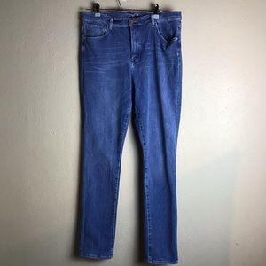 H&M 360 stretch jeans 36/34 16 skinny high k25